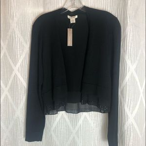 N'List Elegant Bolero Beaded Sweater!
